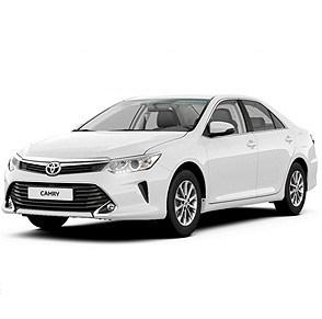 Аккумулятор на Toyota Camry (Тойота Камри) 2014-2017 VII (XV55)