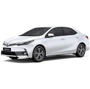 Аккумулятор на Toyota Corolla (Тойота Королла) 2017-2018 XI (E160, E170)