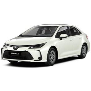 Аккумулятор на Toyota Corolla (Тойота Королла)