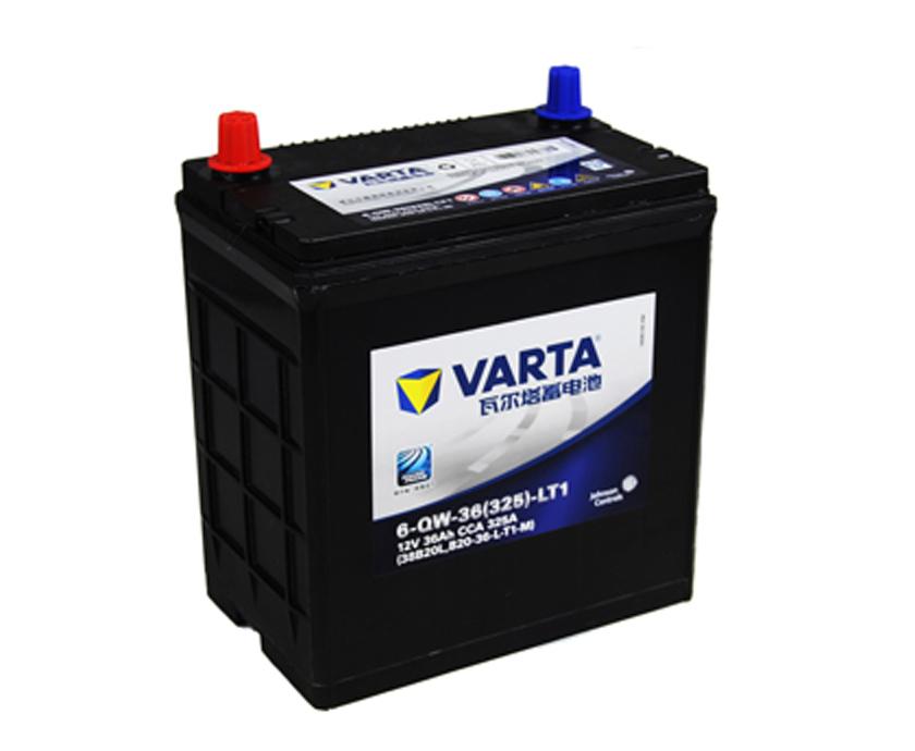 Купить Аккумулятор для мотоблока VARTA 6-QW-36 12v 36Ah 325A