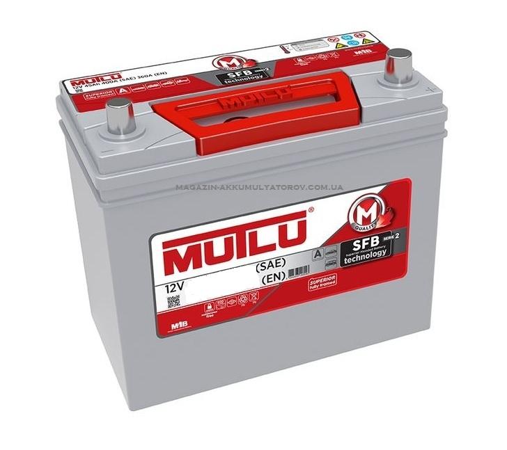 Купить Аккумулятор MUTLU 55B24L(S) 12v 47Ah 410A на Honda CR-V