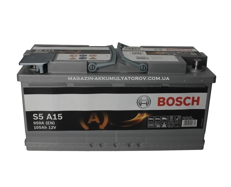 akkumulyator-agm-bosch-S5-A15-105Ah-BMW-Bentley_Audi-Volkswagen-Touareg-Porsche-MERCEDES_Benz
