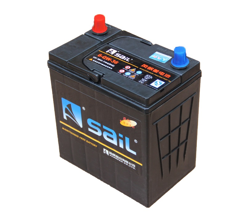 Аккумулятор для электростанций Sail 6-QW-36 12v 36Ah 310A(SAE)