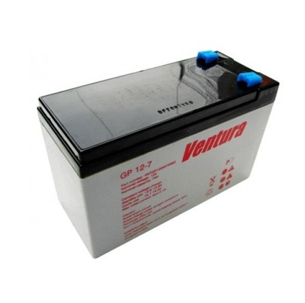 Купить Аккумуляторная батарея Ventura GP 12-7 12v 7Ah