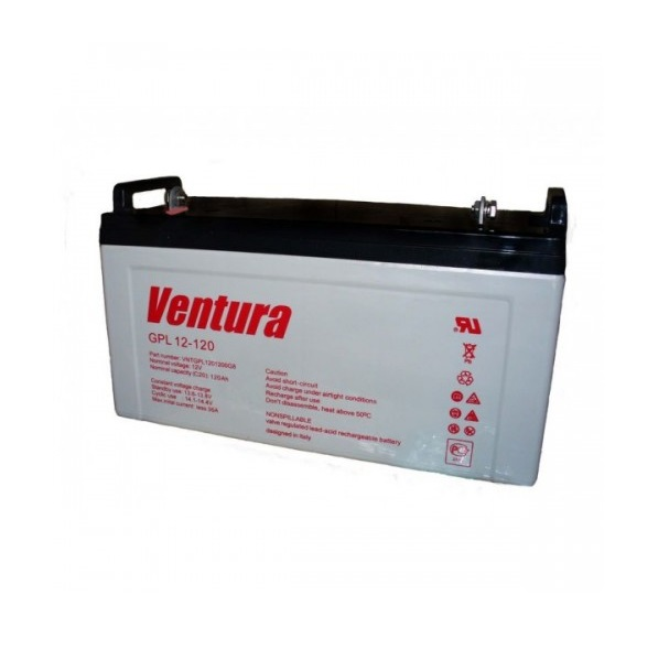 Купить Аккумуляторная батарея Ventura GPL 12-120 12v 120Ah