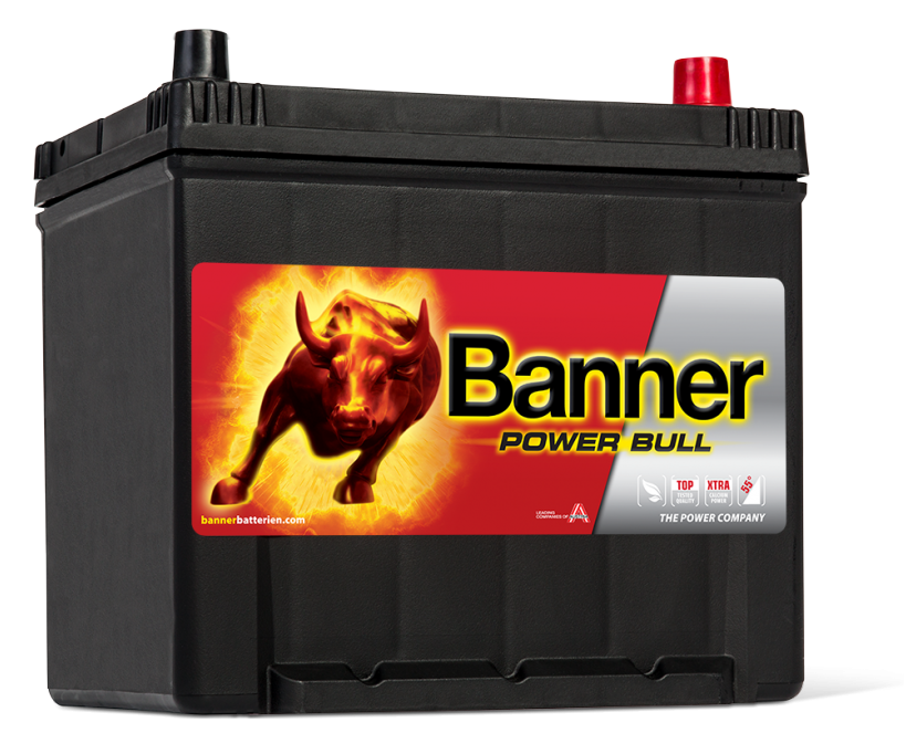 Купить BANNER POWER BULL P60 62 12v 60Ah 510A