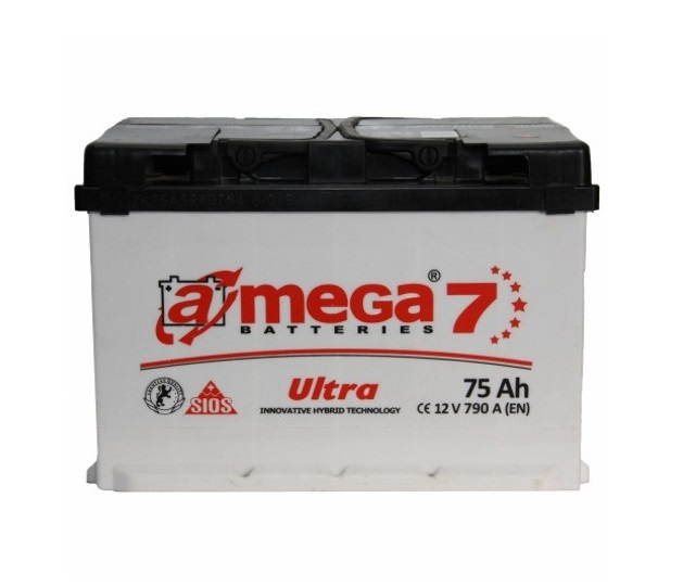 Купить A-MEGA Ultra 75Ah 790A