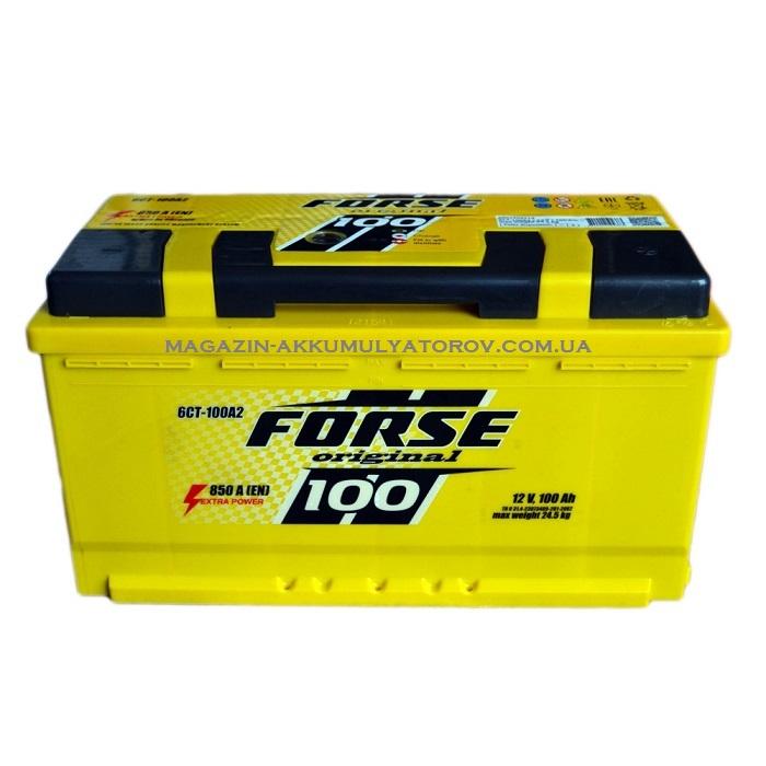 Купить Аккумулятор FORSE 100Ah 850A