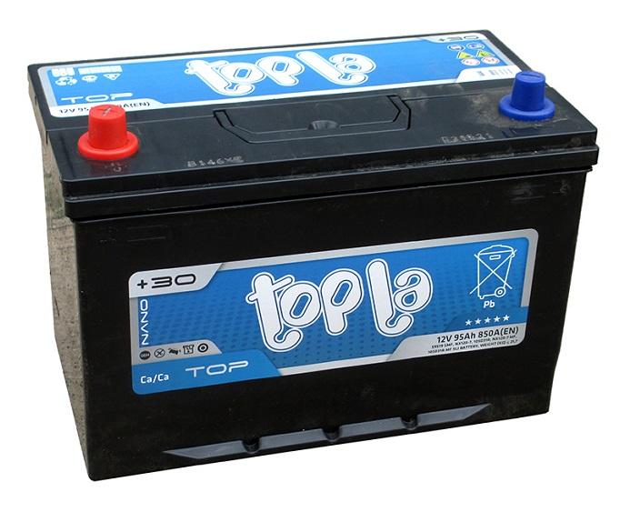 Купить Topla Top 95Ah 850A