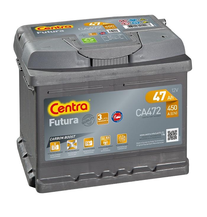 Купить Centra Futura 47Ah 450A