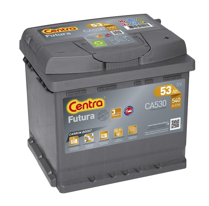 Купить Аккумулятор Centra Futura CA530 12v 53Ah 540A