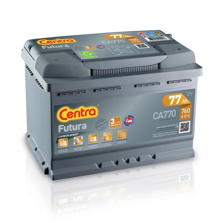 Купить Centra Futura CA770 77Ah 760A