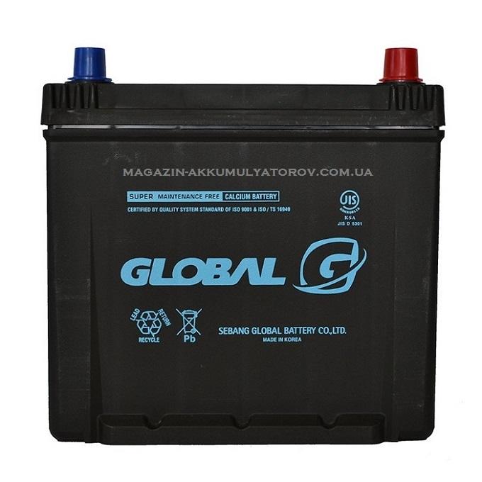 Купить GLOBAL 65Ah 710A L