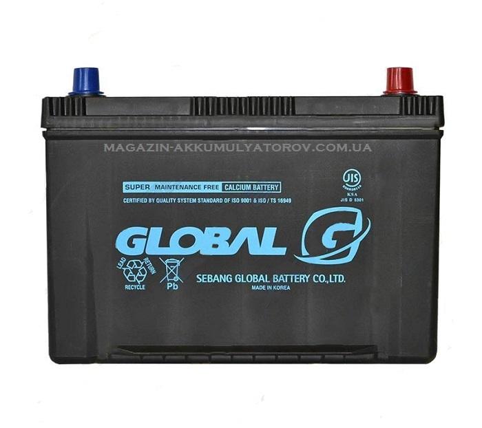 Купить GLOBAL SMF 115D31L 95Ah 790A