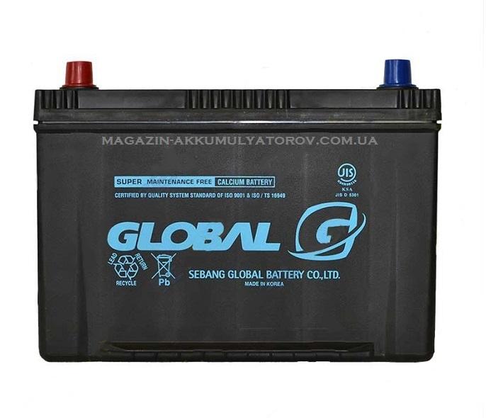 Купить GLOBAL SMF 115D31R 95Ah 790A