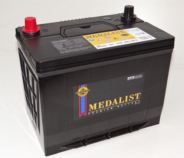 Купить MEDALIST PREMIUM 80D26L 75Ah 680A