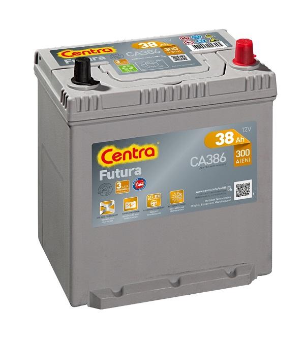 Купить Centra Futura CA386 38Ah 300A