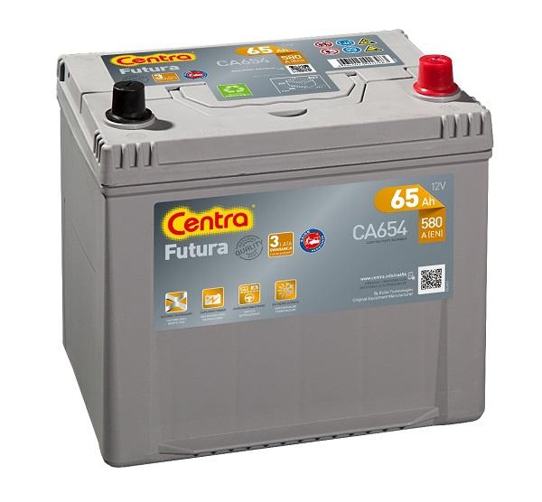 Купить Centra Futura CA654 65Ah 580A