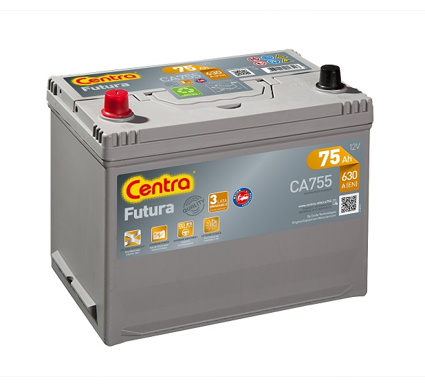 Купить Centra Futura CA755 75Ah 630A