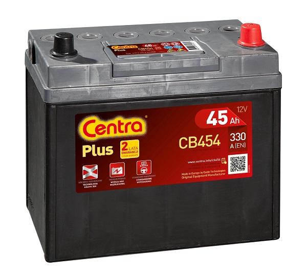Купить Centra Plus CB454 45Ah 330A