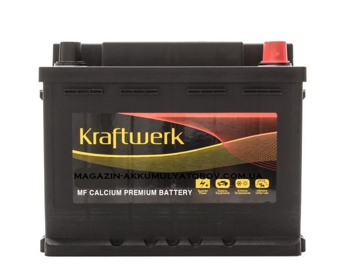 Купить Kraftwerk PREMIUM 56030 60Ah 500A