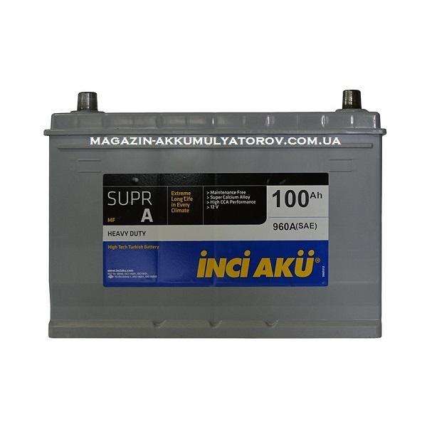 Купить INCI ACU 100Ah 960A