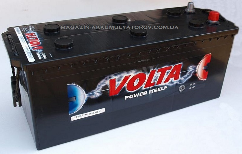Купить Аккумулятор VOLTA 140Ah 850A