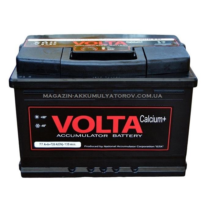 Купить Аккумулятор VOLTA 77Ah 720A