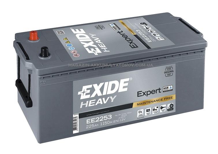 Купить EXIDE HEAVY EE2253 225Ah 1150A