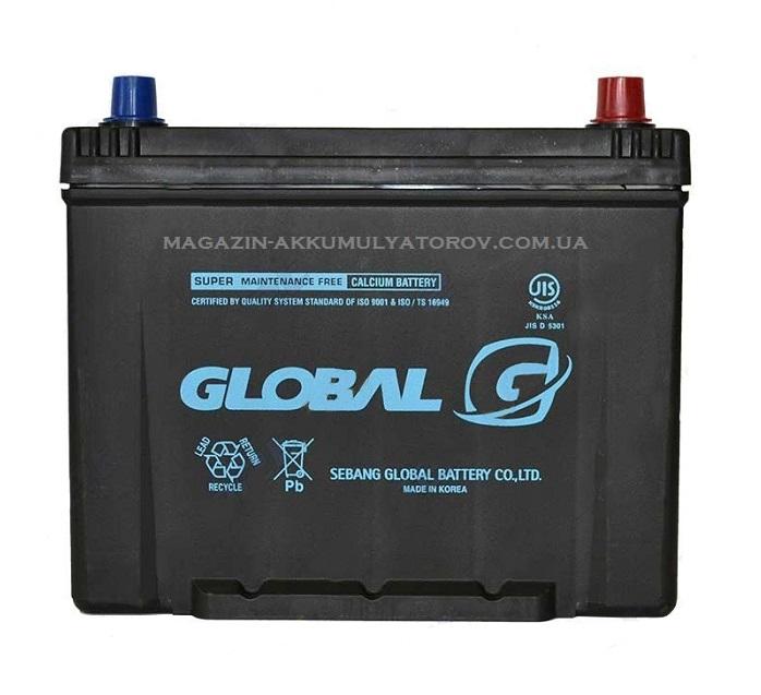 Купить GLOBAL SMF 85D26L 80AH 650A