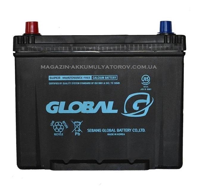 Купить GLOBAL SMF 85D26R 80Ah 650A