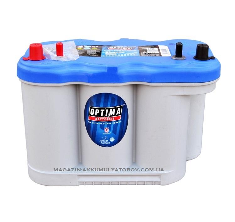 Купить OPTIMA AGM Blue Top BTDC-5.0L 66Ah 845A