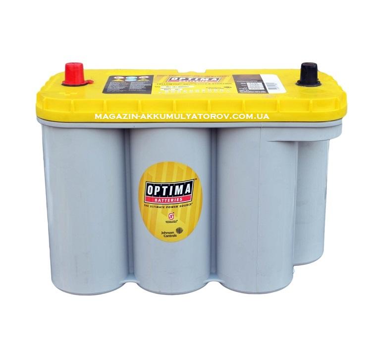 Купить OPTIMA AGM Yellow Top YTS-5.5L 75Ah 975A
