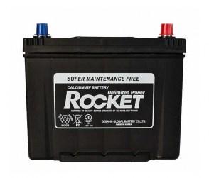 Автомобильный аккумулятор ROCKET CMF68L-BCI 68Ah 12v 600CCA