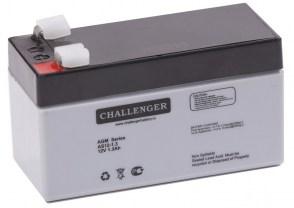 Аккумуляторная-батарея-Challenger-AS12-1.3-12v-1.3Ah