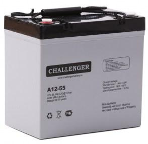 Аккумуляторная-батарея-Challenger-Challenger-A12-55-12v-55Ah