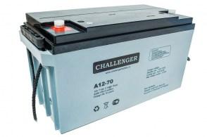 Аккумуляторная-батарея-Challenger-Challenger-A12-70-12v-70Ah