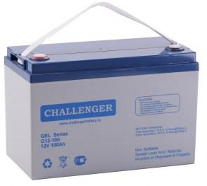 Аккумуляторная-батарея-Challenger-Challenger-G12-100-GEL-12v-100Ah