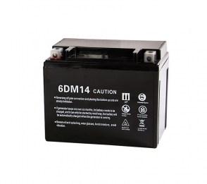 Аккумулятор для генератора 6DM14 12v 12Ah 200A
