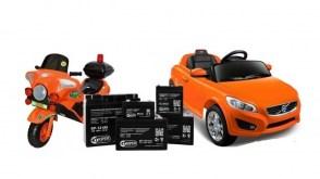 Аккумулятор для детского электромобиля AGM 12v 7аh