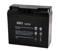 Аккумулятор на генератор 6dm18 12v 18Ah