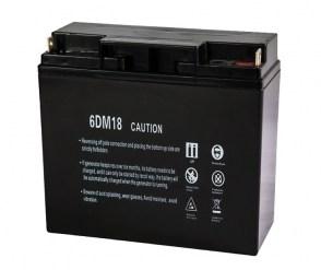 Аккумулятор на мотоблок 6dm18 12v 18Ah