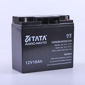Аккумулятор на мотоблок TATA AGRO MOTO 12v 18Ah