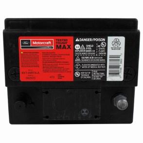 Аккумулятор Ford Fusion Energi BXT-99RT4-A 12v 47Ah 470 CCA