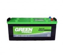 Аккумулятор GREEN POWER 6СТ-225Ah АзЕ 225AH 1400A