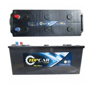 Аккумулятор-TOP-CAR-Premium-140Ah-850A