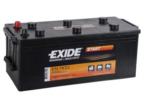 Грузовой-aккумулятор-EXIDE-START-MARINE-EN-1100-12v-180Ah-1000A