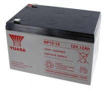 Аккумуляторная батарея YUASA NP12-12 12v 12Ah