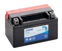 Мото аккумулятор Exide ETX7A-BS 12v 6Ah 90A