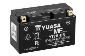 Мото аккумулятор YUASA MF YT7B-BS 12v 6.5Ah 110A